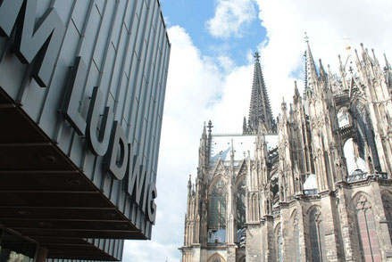 Cologne top things to do - Museum Ludwig - Copyright  Adam Groffman