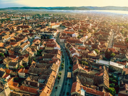 Sibiu top things to do - Explore the Old Fortress