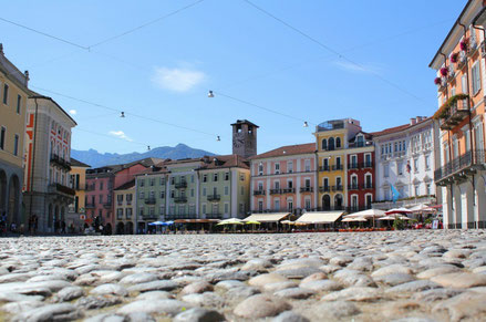Locarno top things to do - Piazza Grande - Copyright  Official Flickr page of Lago Maggiore Tourist Office