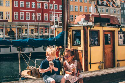 Copenhagen top things to do - Nyhavn - Copyright  Steve Parkinson