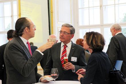 Im Gespräch mit KommR DI Heinz Michalitsch, CMC, Vorsitzender der Certified Management Consultant (CMC)-Prüfungskommission. © 2014 incite