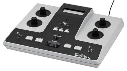 Epoch Cassette Vision, 1981