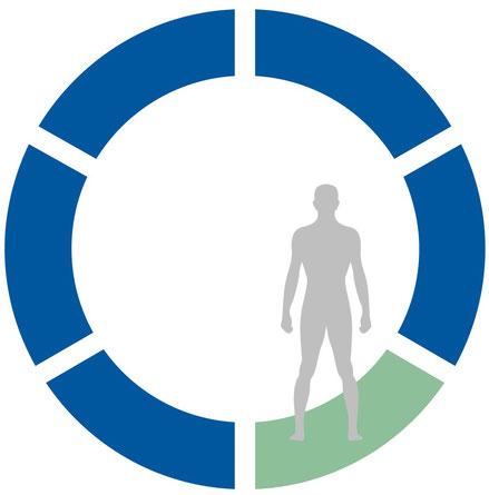 Ganzheitliche Gesundheitsvorsorge, Gesundheits-Check-up bei Frankfurt