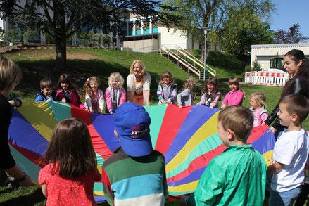 Kooperation mit dem Kindergarten