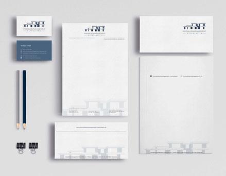 Printdesign Visitenkarten - Sieben Türme Taxi zu Lübeck