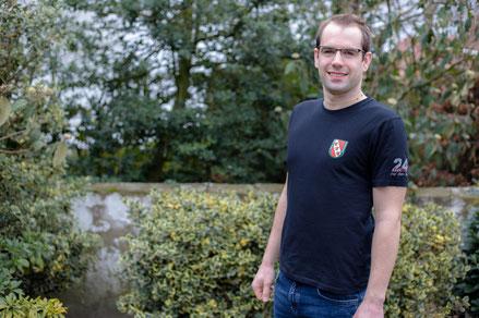 2. Vorsitzender Tim Heistermann