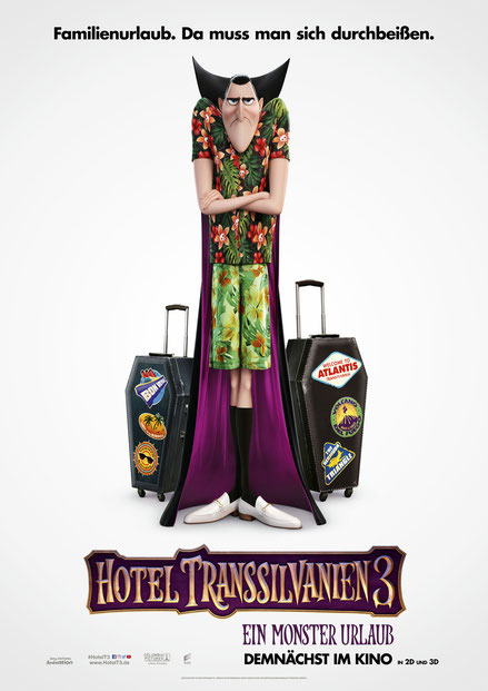 Hotel Transsilvanien 3 Ein Monster Urlaub - Sony - kulturmaterial