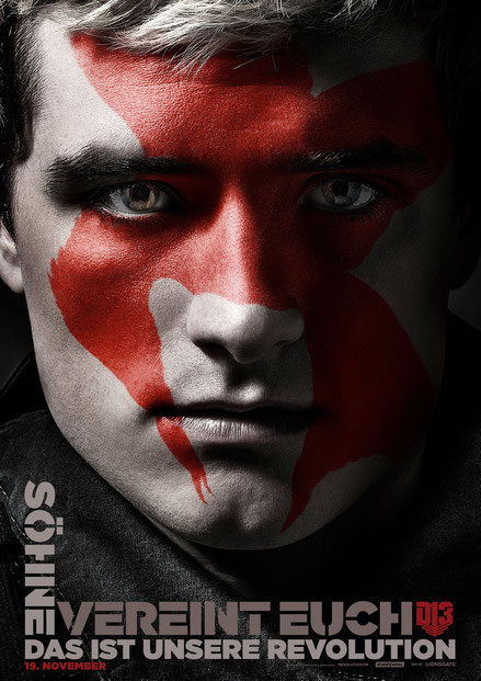 Die Tribute von Panem - Mockingjay 2 - Josh Hutcherson - Studiocanal - Peeta