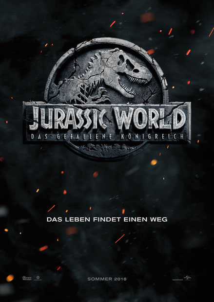 Jurassic World Das Gefallene Königreich - Universal - kulturmaterial
