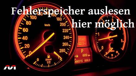 OBD Fehlerspeicher auslesen im Motodrom Iserlohn