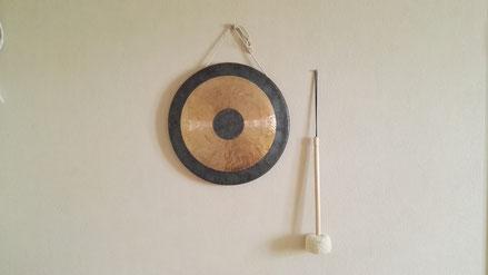 Gong im Herzensraum Entspannung