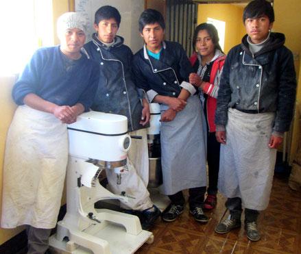 Die neue Rührmaschine: Ein Schritt zur sicheren und würdevollen Arbeit