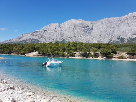 MAG Lifestyle Magazin Dalmatien Urlaub Reisen Adria Küste Boot mieten Traumbuchten