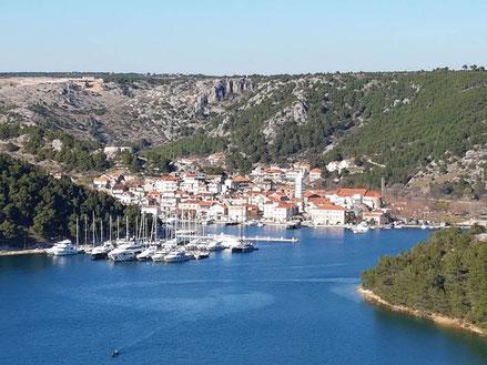 MAG Lifestyle Magazin Kroatien Dalmatien Urlaub Reisen Skradin Krka Wasserfälle Nationalpark Corona Coronavirus Winnetou Wassermühlen