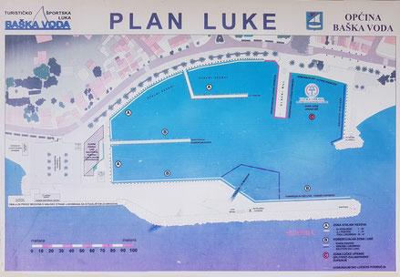 MAG Lifestyle Magazin Urlaub Boot Kroatien Dalmatien Marina Hafen Baska Voda Makarska Riviera Yachtcharter Eigneryachten Charteryachten Segelyachten Katamarane Liegeplätze kroatische Adria