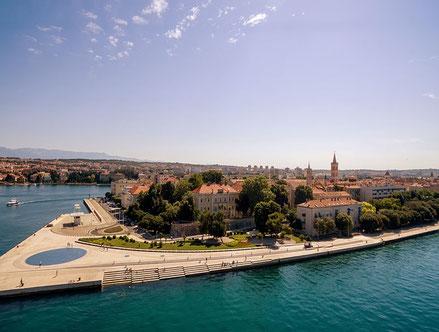 MAG Lifestyle Magazin Kroatien Dalmatien Urlaub Reisen Adria Zadar