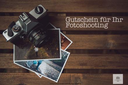 Gutschein Fotoshoting