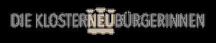 Die KlosterNEUbürgerinnen, Klosterneuburg Leadership, Logo