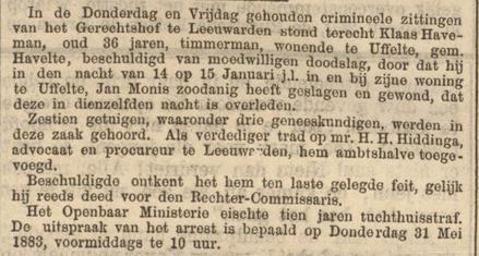 De Amsterdammer : dagblad voor Nederland 29-05-1883