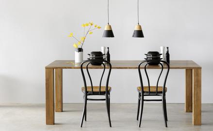 Esszimmermöbel Tisch Stuhl Stühle Esszimmer Massivholztisch Holztisch Holzstühle