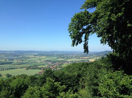 Coaching im Weserbergland, mehrtägige Wanderung