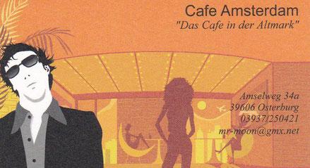 Jens Hollenbach Bauernstübchen - Cafe Amsterdam