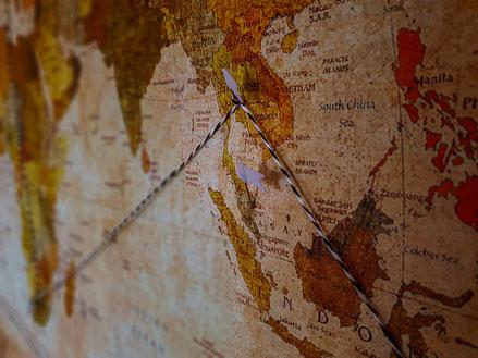 Route Weltreise