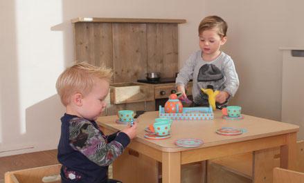 Pedagogische visie van Kinderopvang Klein Kamerik