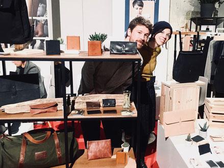 NOY auf der Fashion Week 2018 im Greenshowroom
