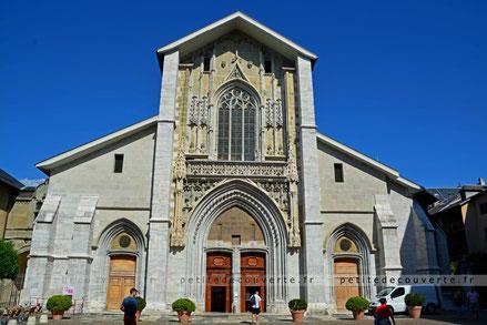 Cathédrale Saint-François-de-Sales Chambéry Savoie