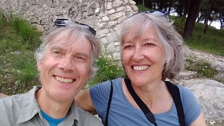 Gina und Marcus von 2 on the go – Reisen, besser spät als nie  - (C) Gina&Marcus
