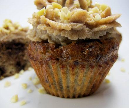 Paleo Frosting - Maronencreme für Muffins, Cupcakes, Torten etc.