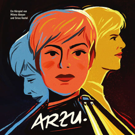 CD-Cover Arzu