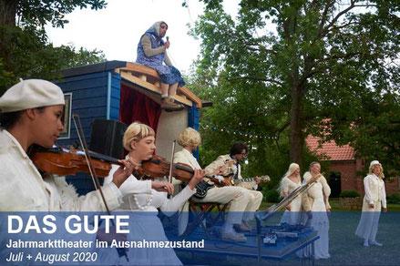 © Jahrmarkttheater