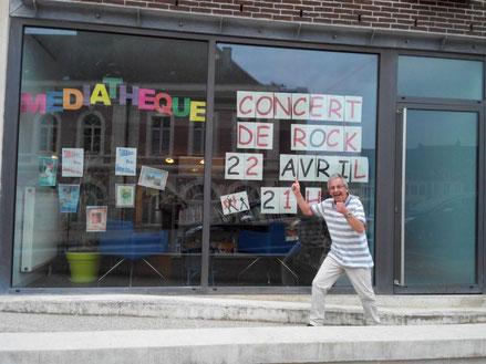 Rockandco Médiathèque de Montcornet (02)