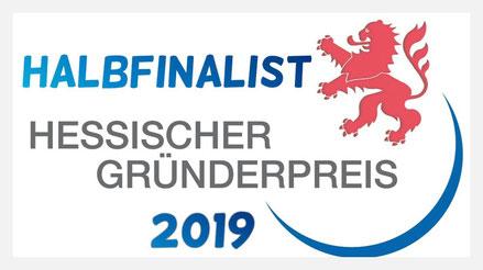 Ausgezeichnet als Halbinalist des Hessischen Gründerpreis 2019 - Restaurant Künstlerhaus Lenz