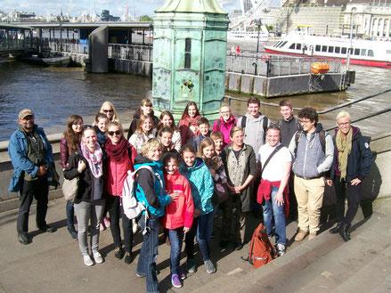 2015 England: Unser Ausflug nach London