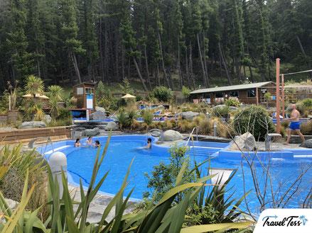 Zwembad Tekapo Springs