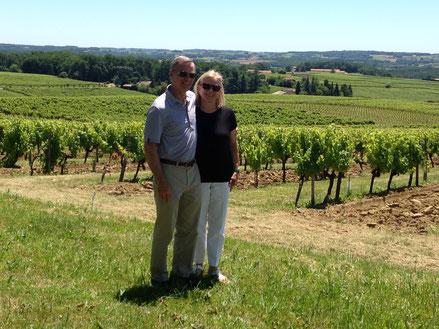 Wine tasting in Bergerac
