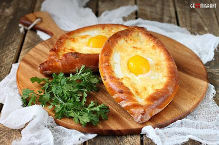 Самое популярное блюдо Грузинской кухни у тебя на столе...