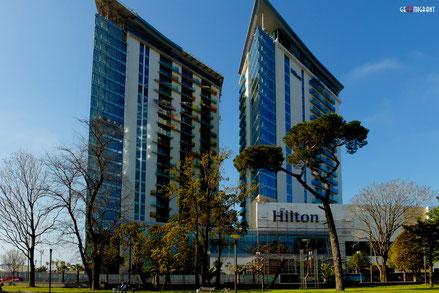 В Грузии открылся первый отель Hilton