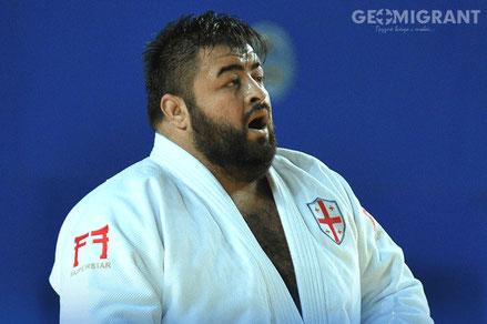 «Грузинский Медведь» Адам Окруашвили стал чемпионом первых Европейских игр