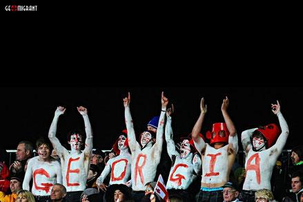 Молодёжная сборная Грузии по регби вышла в финал чемпионата мира среди юниоров