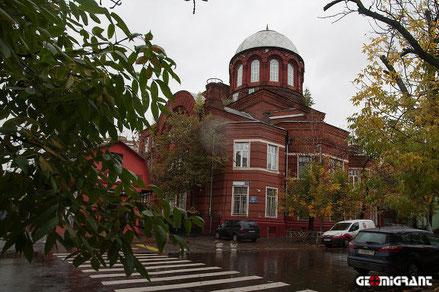 В «Грузинском» храме Москвы собирают помощь для пострадавших от наводнения в Тбилиси