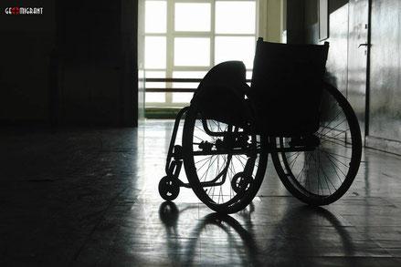 Грузинские защитники прав инвалидов попали в центр внимания BBC и World News