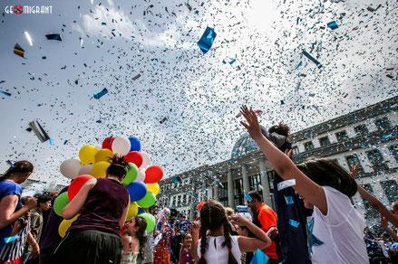 В Тбилиси отмечают Международный день защиты детей