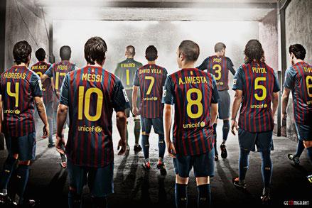 11 Августа на «Динамо арена» в Тбилиси встретятся «Барселона» и «Севилья»