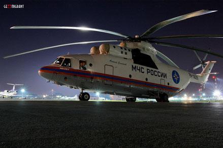 МЧС России заявил о готовности направить в Грузию спасателей