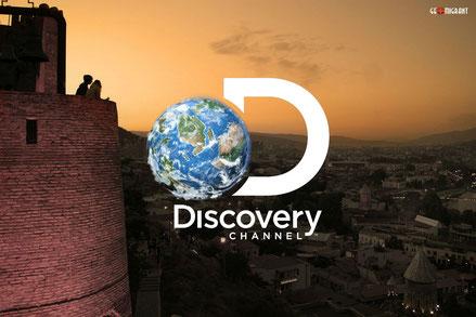 «Discovery Channel» снимает документальный фильм в Грузии