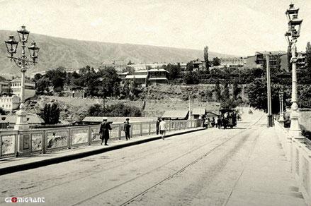 Уникальные открытки: Как выглядела Тбилиси 100 лет назад